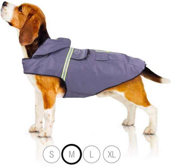 Imperméable chien taille S à XL