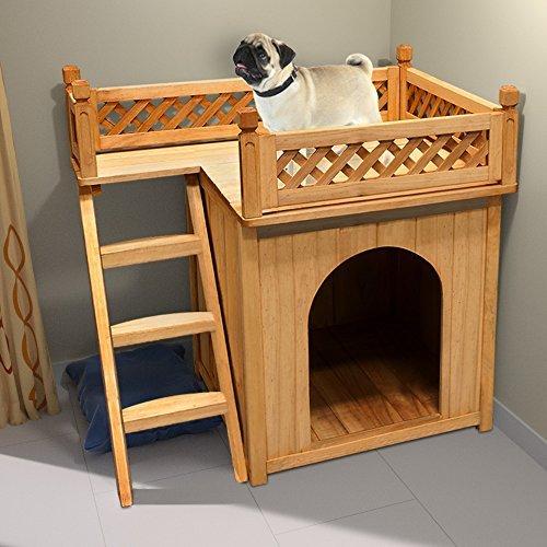 Niche villa pour chien