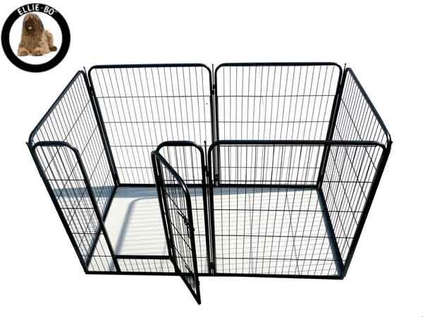 Enclos pour chiots et chiens