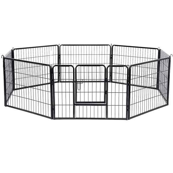Enclos modulable pour chien