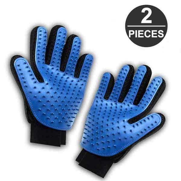 Paire de gants anti poils