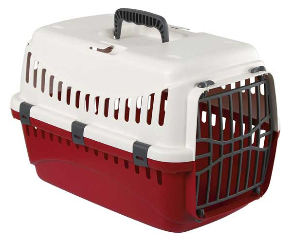 Caisse de transport chien jusqu' à 10 Kg