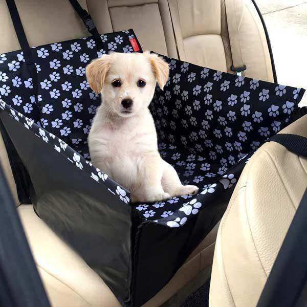 Housse de siège auto pour chiens