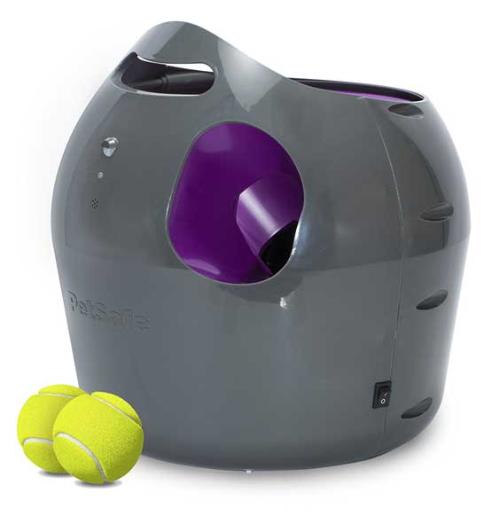 Lanceur de balles automatique Petsafe pour chien