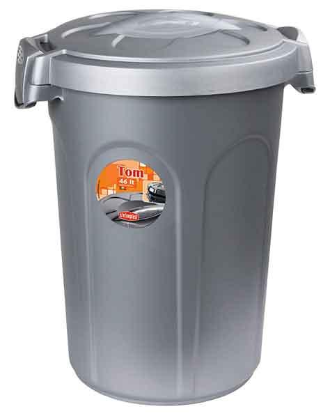 Conteneur à croquettes 46 litres