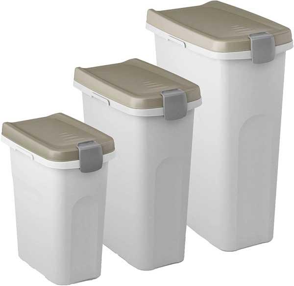 Conteneur croquettes 40 litres