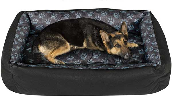 Panier lit pour chien taille moyenne