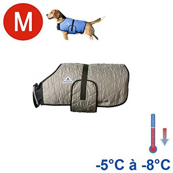 Manteau rafraîchissant pour chien