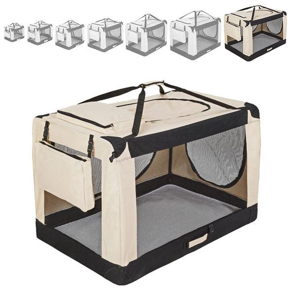 Cage Box pliable pour grand chien