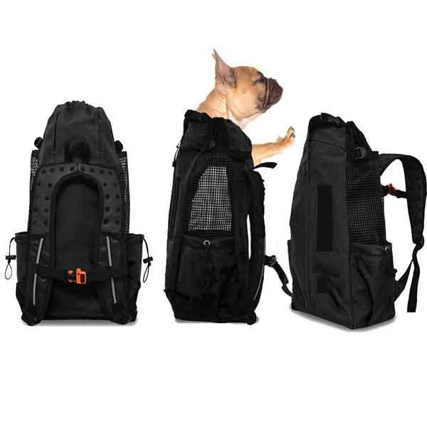 Sac à dos pour transport de petit et moyen chien