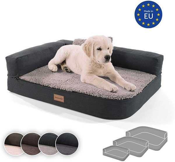 Panier sofa pour chien toutes tailles