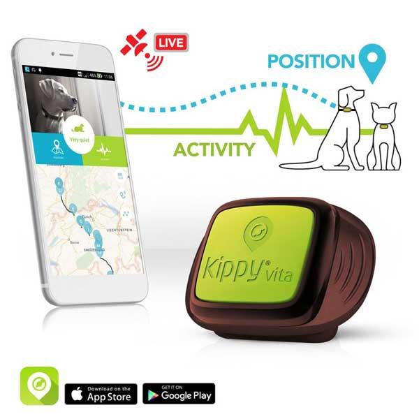 GPS Kippy pour Chien